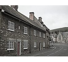 Abbotsbury Village Photographic Print