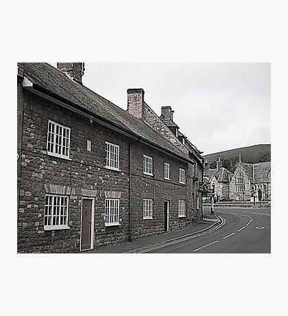 Abbotsbury Village Photographic Print