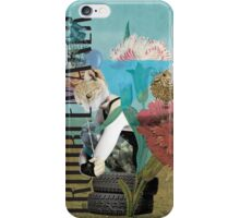 Unshackled, Trouble Maker by Lendi Hader iPhone Case/Skin