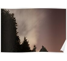 Backyard Photography - Sky at Night  Poster