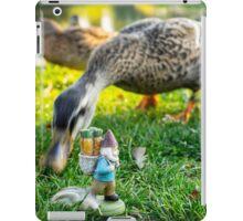 Duck Roy iPad Case/Skin