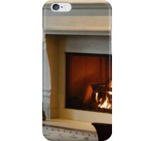 Lobby Fireplace       ^ iPhone Case/Skin