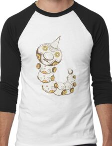 Weedle Pokemuerto | Pokemon & Day of The Dead w Men's Baseball ¾ T-Shirt