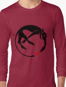 Sandor Clegane Personal Sigil Tee V2 Long Sleeve T-Shirt