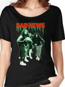 BAD NEWS Comic Strip Presents Women's Relaxed Fit T-Shirt