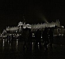 Kraków by night . BROWN SUGAR. Views (39) . Peace , Love , Light & Inspiration ! Welcome ! by © Andrzej Goszcz,M.D. Ph.D