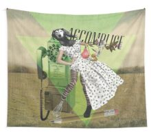Unshackled, Accomplice by Lendi Hader Wall Tapestry