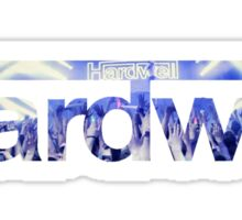 DJ   Hardwell Design Official Products!  Sticker