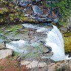 Atop Tumalo Falls by North22Gallery