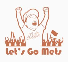 Let's Go Mets Kids Clothes