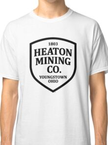 Heaton Mining Co. (alt. version) - Inspired by Bruce Springsteen's 'Youngstown' Classic T-Shirt