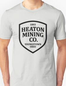 Heaton Mining Co. (alt. version) - Inspired by Bruce Springsteen's 'Youngstown' T-Shirt