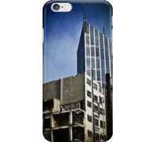 Melbourne Skyline iPhone Case/Skin