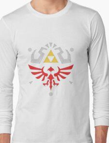 Hylian Shield Long Sleeve T-Shirt