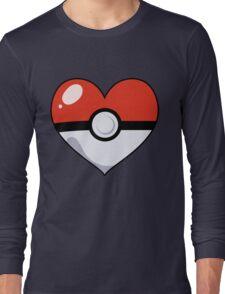 Pokelove Long Sleeve T-Shirt