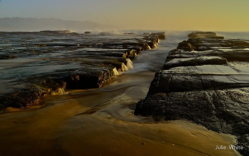 Morning Light. by Julie  White