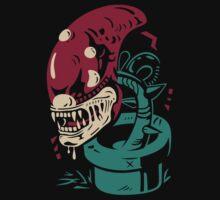 Alien Plant by sant2