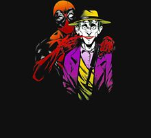 Why So Serious ? (Deadpool vs Joker) T-Shirt