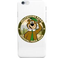 Yogi Bear! iPhone Case/Skin