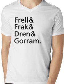 Sci-Fi @$%#$ Mens V-Neck T-Shirt