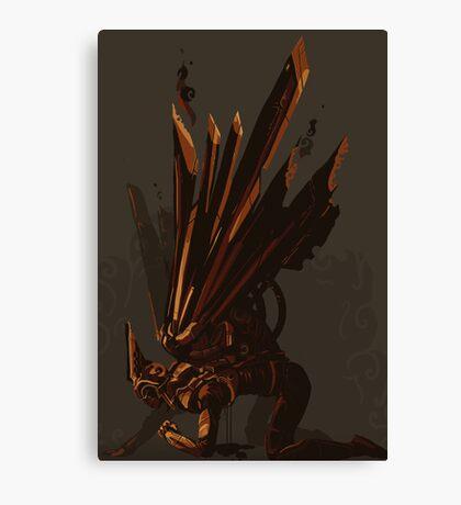 Fallen Valkyrie Canvas Print