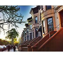 Brooklyn Neighborhood Photographic Print