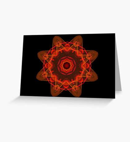 Early Evening Star Greeting Card