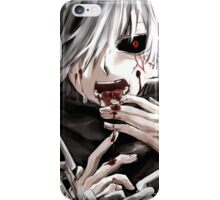 Kaneki The taste of Blood iPhone Case/Skin