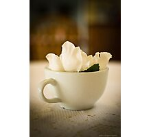 Cuppa Photographic Print