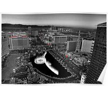 Vegas Infrared Poster