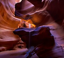 Upper Antelope Canyon by dlhedberg