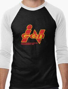 InGen  Men's Baseball ¾ T-Shirt