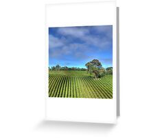 A Glorious Day in the Hills Greeting Card