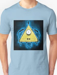 Bill Cipher Another creepy thing from ............. Unisex T-Shirt