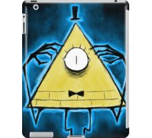 Bill Cipher Another creepy thing from ............. iPad Case/Skin
