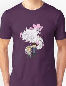 Sherlock and John: Cat jumper Unisex T-Shirt