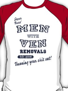 Peep Show – Men With Ven T-Shirt