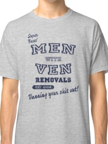 Peep Show – Men With Ven Classic T-Shirt