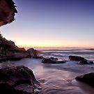 Tamarama Sydney - coastal elements II by Adriano Carrideo