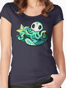 Octostar Women's Fitted Scoop T-Shirt