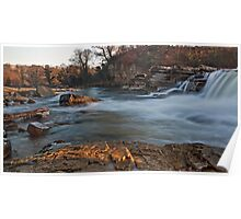 River Swale at Richmond Poster