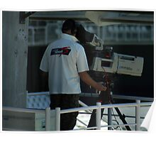 Camera-man Poster