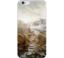 Faded Memory iPhone Case/Skin