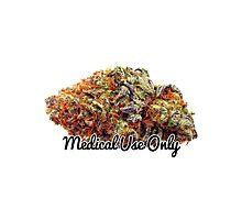 Medical Marijuana Photographic Print