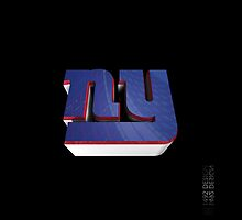 NEW YORK GIANTS iphone_cover by ANDIBLAIR
