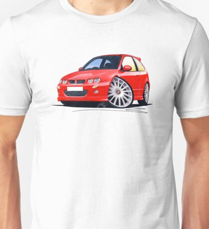 MG ZR Red Unisex T-Shirt