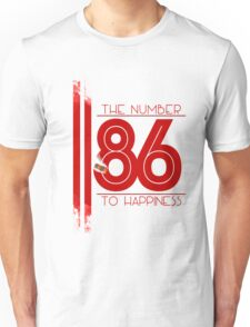 the number to happiness Unisex T-Shirt