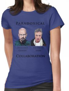 Paradoxical Collaboration Womens Fitted T-Shirt