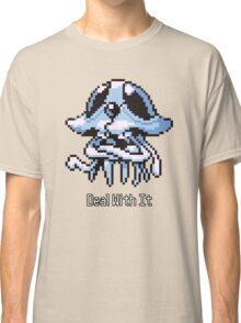 Tentacruel - Deal With It Classic T-Shirt
