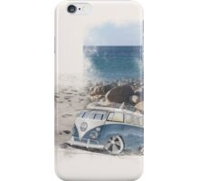 Splitty Beach iPhone Case/Skin